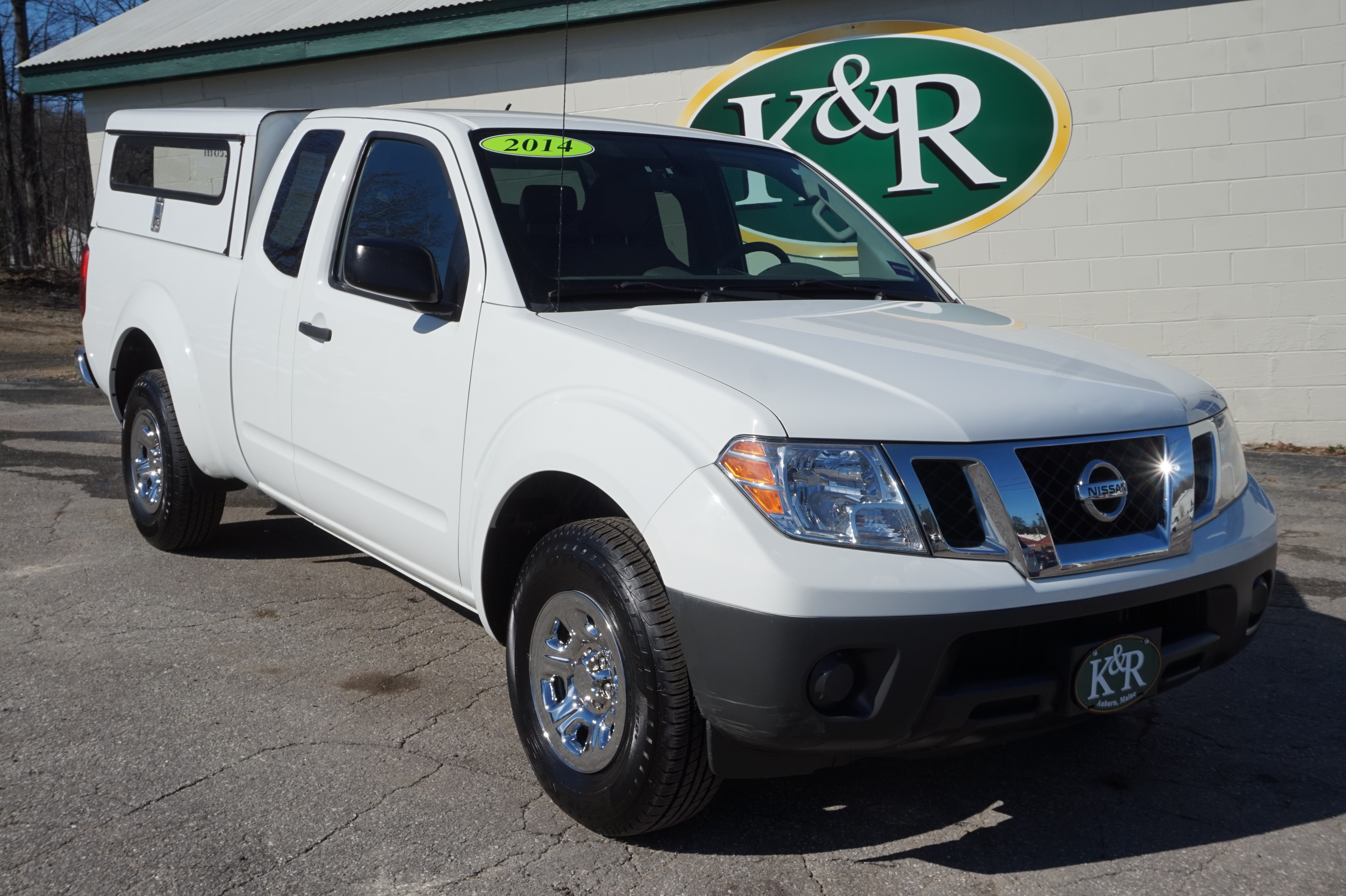 2014 Nissan Frontier S Truck King Cab