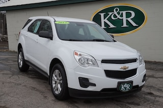 Pre-owned 2015 Chevrolet Equinox LS SUV in Auburn, ME