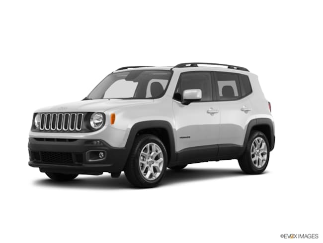 Certified Pre-Owned 2016 Jeep Renegade Latitude 4x4 SUV Pittsburgh