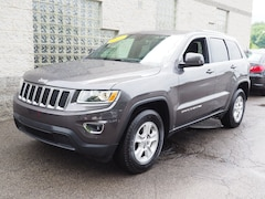 Certified Pre-Owned 2016 Jeep Grand Cherokee Laredo 4x4 SUV in Gibsonia