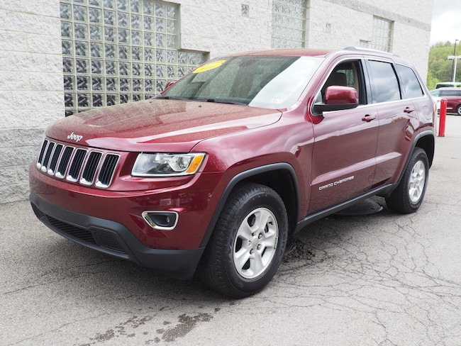 Certified Pre-Owned 2016 Jeep Grand Cherokee Laredo 4x4 SUV Pittsburgh