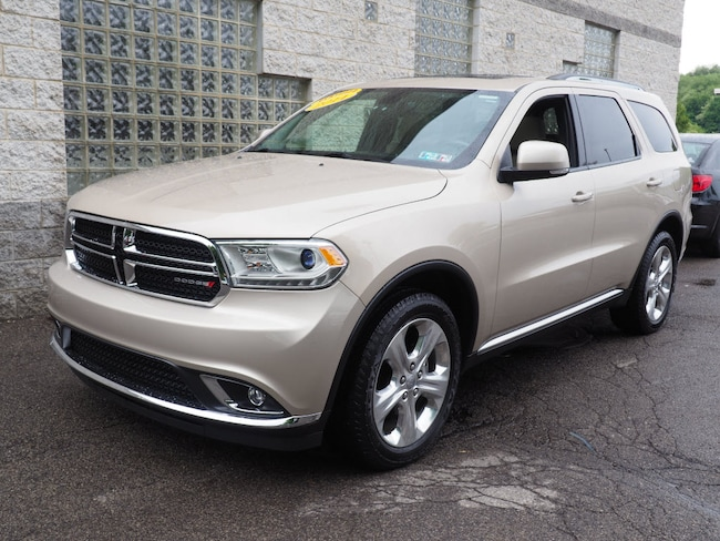 Certified Pre-Owned 2014 Dodge Durango Limited SUV Pittsburgh
