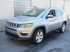 New 2019 Jeep Compass LATITUDE 4X4 Sport Utility in Gibsonia