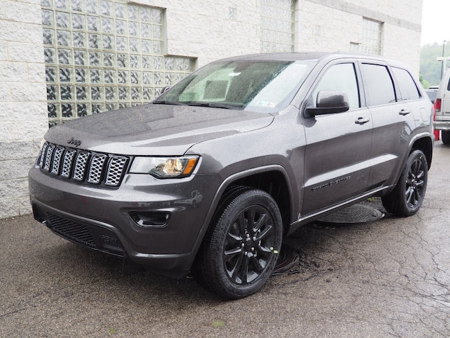New 2019 Jeep Grand Cherokee ALTITUDE 4X4 Sport Utility in Gibsonia near Pittsburgh