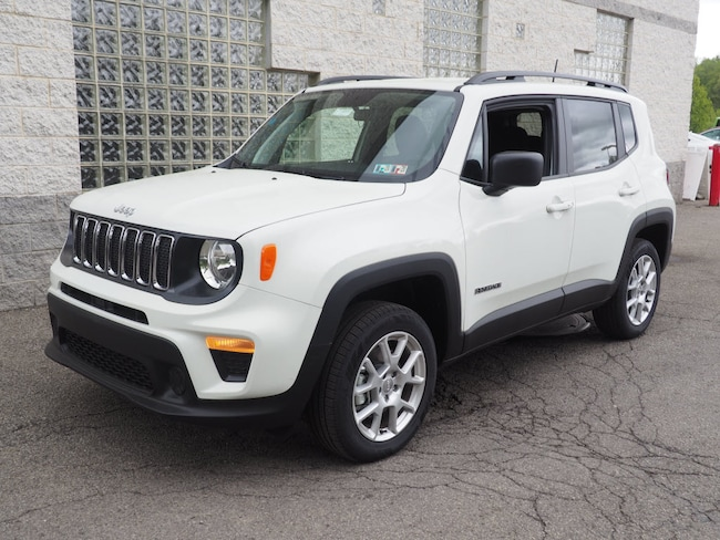 New 2019 Jeep Renegade SPORT 4X4 Sport Utility in Gibsonia near Pittsburgh