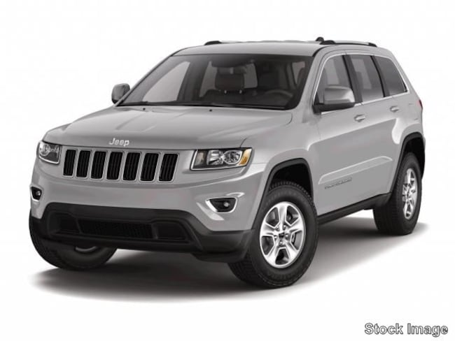 Certified Pre-Owned 2015 Jeep Grand Cherokee Laredo 4x4 SUV Pittsburgh