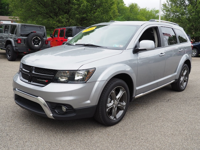 Used 2018 Dodge Journey Crossroad SUV in Gibsonia