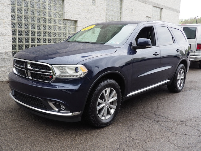 Certified Pre-Owned 2015 Dodge Durango Limited SUV Pittsburgh