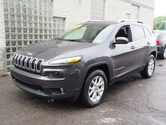 Certified Pre-Owned 2018 Jeep Cherokee Latitude Plus 4x4 SUV in Gibsonia