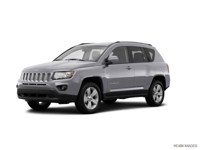 Certified Pre-Owned 2014 Jeep Compass Latitude 4x4 SUV Pittsburgh