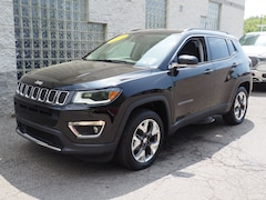 Used 2018 Jeep Compass Limited 4x4 SUV in Gibsonia