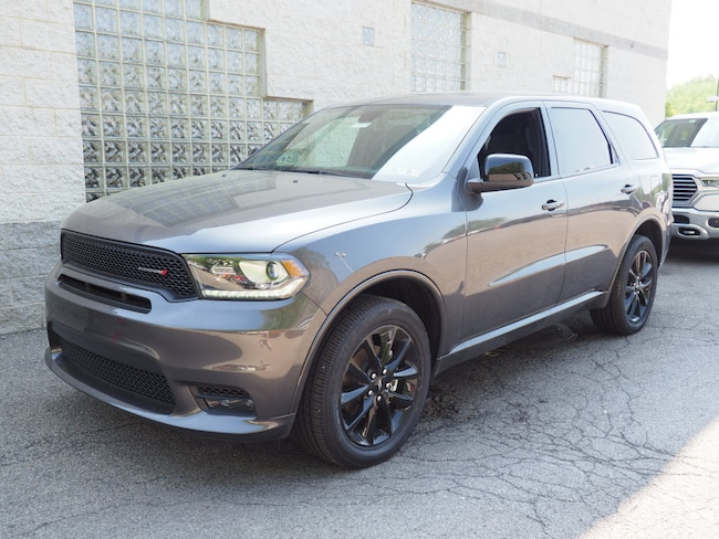 New 2019 Dodge Durango GT AWD Sport Utility in Gibsonia near Pittsburgh