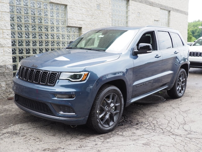 New 2019 Jeep Grand Cherokee LIMITED X 4X4 Sport Utility in Gibsonia near Pittsburgh