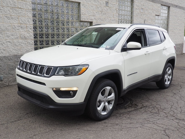 New 2019 Jeep Compass LATITUDE 4X4 Sport Utility in Gibsonia near Pittsburgh
