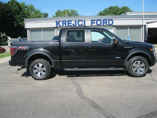 2014 Ford F-150 Crew Cab Truck