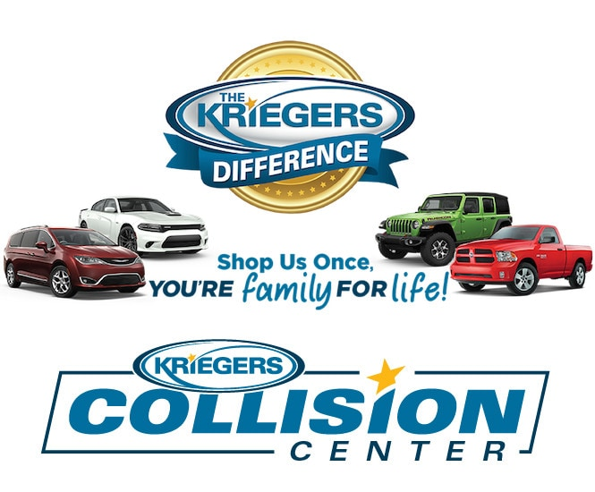 Kriegers Difference & Collision Center
