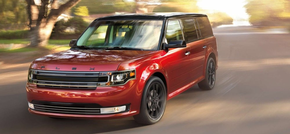 2019 Ford Flex Vs 2018 Ford Flex What S The Difference