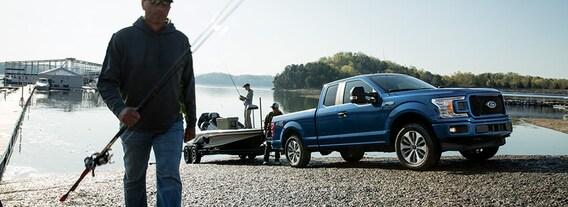 2019 Ford F-150 Trim Options: XL vs  XLT vs  Lariat