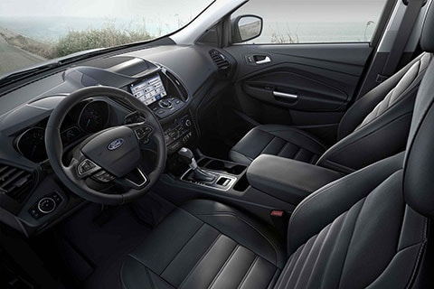 2019 Ford Escape interior features