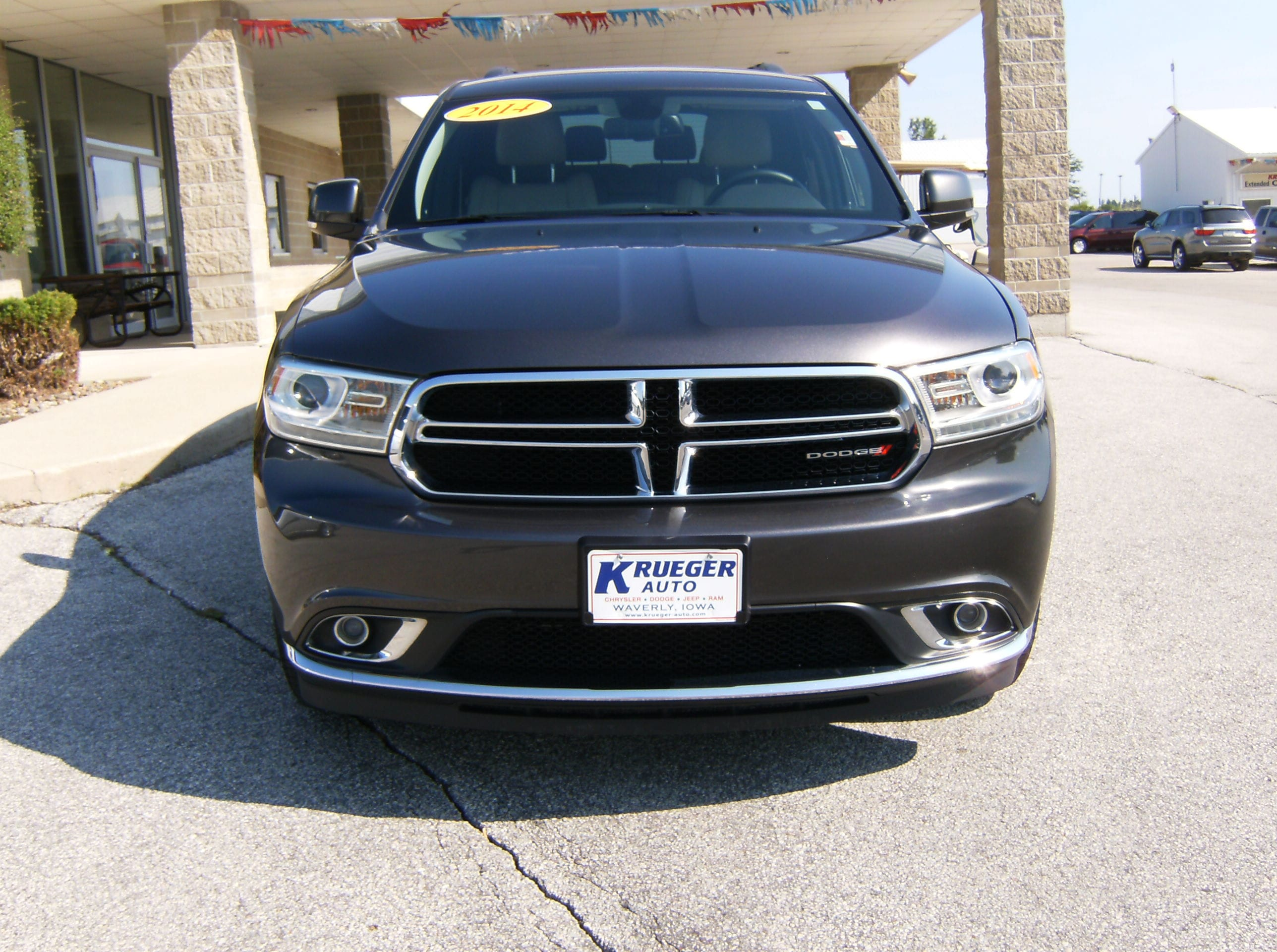 2014 Dodge Durango For Sale >> Used 2014 Dodge Durango Limited For Sale   Waverly IA