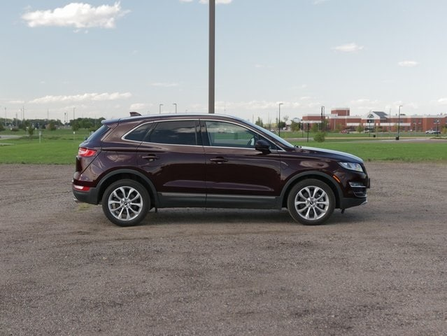 Certified 2019 Lincoln MKC Select with VIN 5LMCJ2D99KUL42730 for sale in Marshall, Minnesota