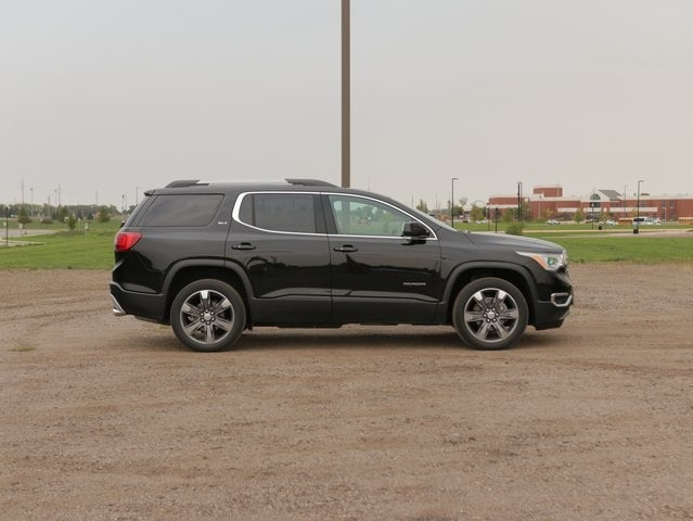Used 2017 GMC Acadia SLT-2 with VIN 1GKKNWLS8HZ318051 for sale in Marshall, Minnesota