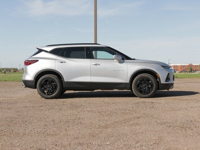 Used 2020 Chevrolet Blazer 2LT with VIN 3GNKBCRS8LS534456 for sale in Marshall, Minnesota