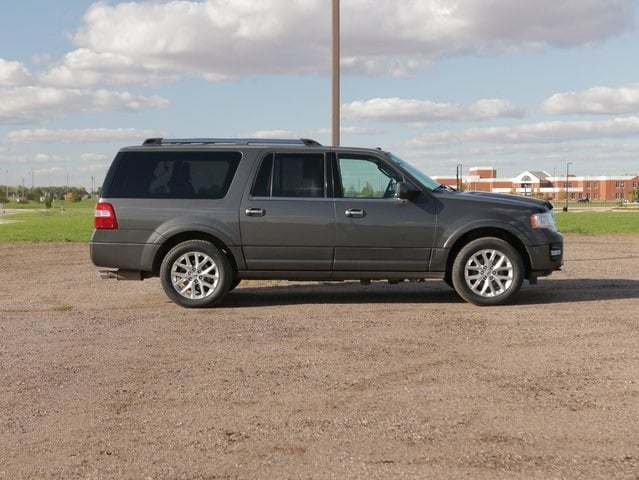 Used 2015 Ford Expedition Limited with VIN 1FMJK2ATXFEF09118 for sale in Marshall, Minnesota