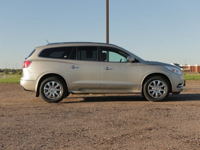 Used 2013 Buick Enclave Leather with VIN 5GAKRCKD1DJ219888 for sale in Marshall, Minnesota