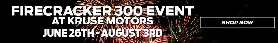 FireCrackers 300 Event