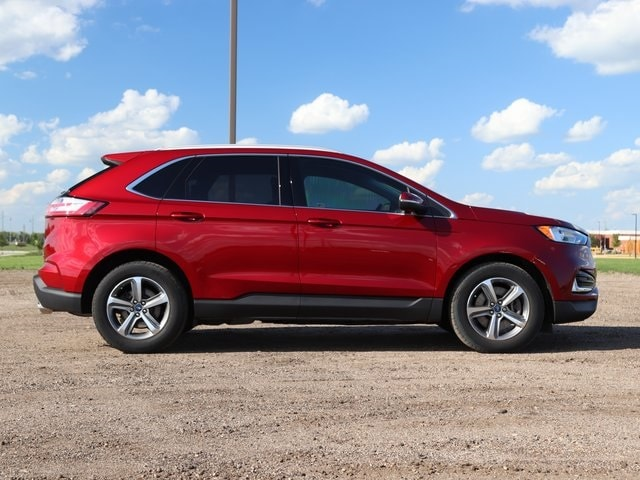 Certified 2019 Ford Edge SEL with VIN 2FMPK4J95KBC66494 for sale in Marshall, Minnesota
