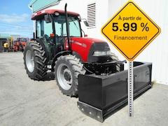 2010 Case IH FARMALL 85C Tracteur gratte .