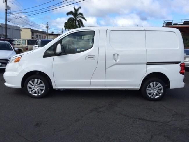 New 2018 Chevrolet City Express 1LS Van Cargo Van For Sale in Lihue, HI