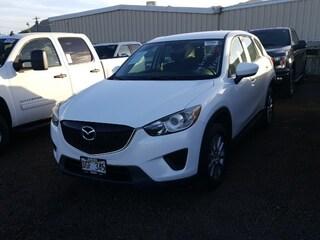 used mazda 2015 Mazda CX-5 Sport SUV JM3KE4BE3F0433659 princeville