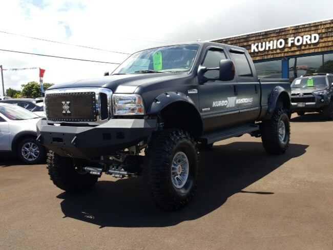Used 2006 Ford F-350SD XLT Truck For Sale in Lihue, HI