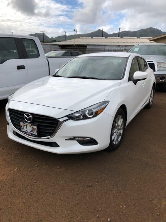 mazda 2017 Mazda Mazda3 Sport Hatchback princeville