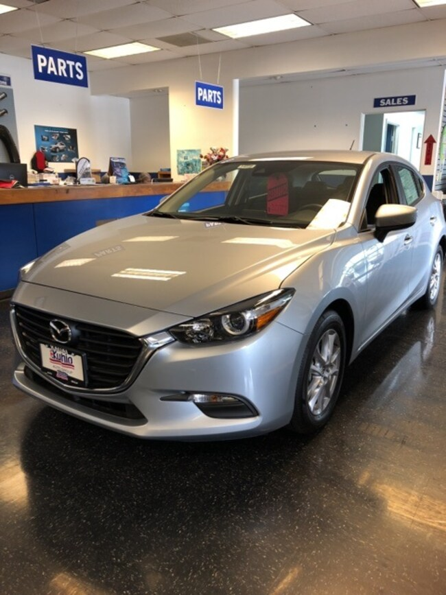 mazda 2018 Mazda Mazda3 Sport Hatchback princeville