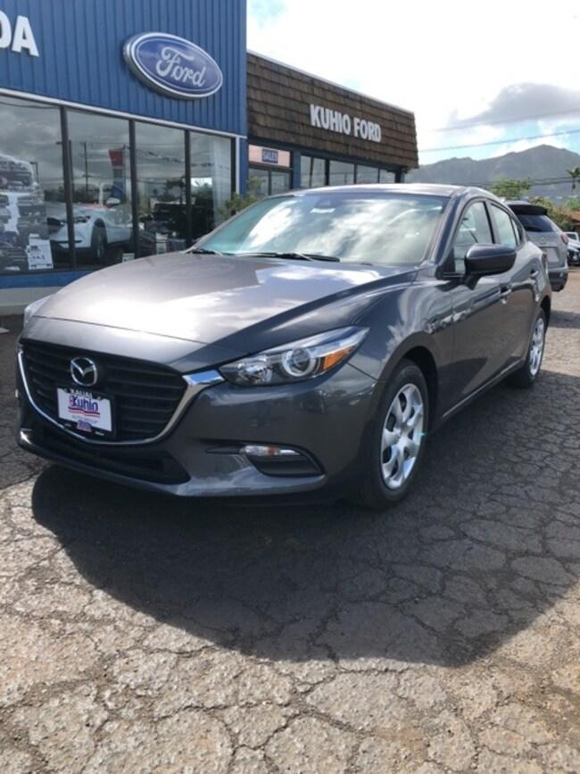 mazda 2018 Mazda Mazda3 Sport Sedan princeville
