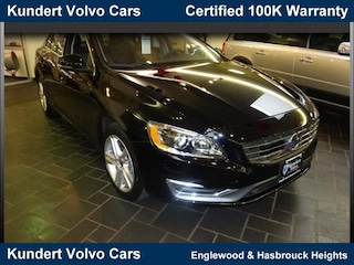 2015 Volvo S60 T5 Platinum Drive-E (2015.5) FWD w Bliss and Clima Sedan