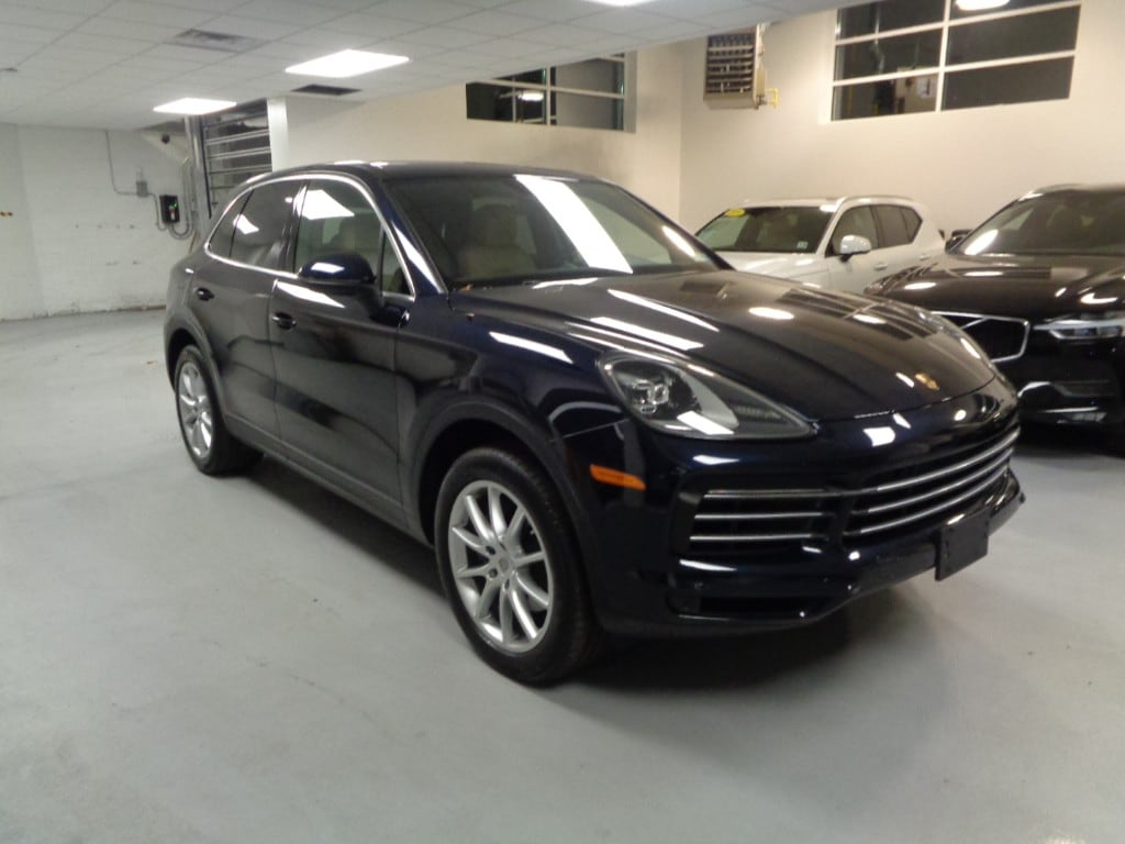 Used Porsche Cayenne Hasbrouck Heights Nj