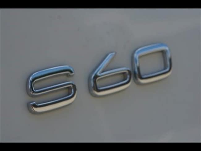 2015 Volvo S60 T6 Sedan