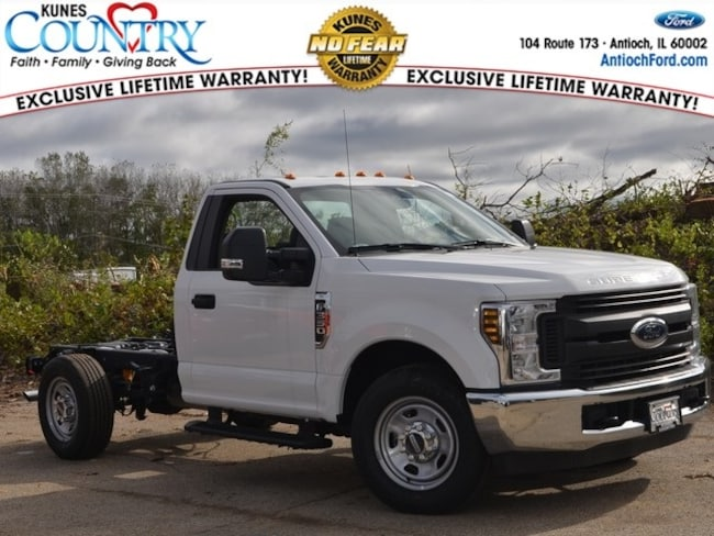 2018 Ford Chassis Cab XL Commercial-truck