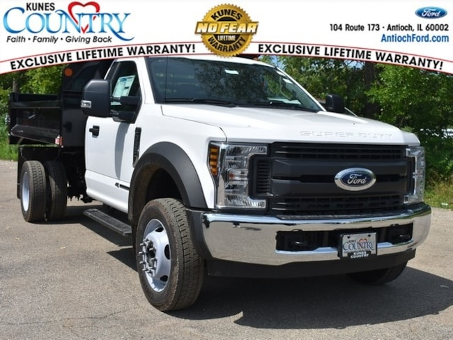 2018 Ford Chassis Cab DRW Commercial-truck