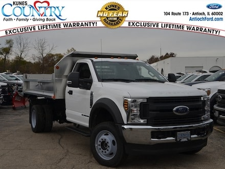 2019 Ford Chassis Cab XL DRW Commercial-truck