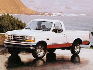 1992 Ford F-250 Truck