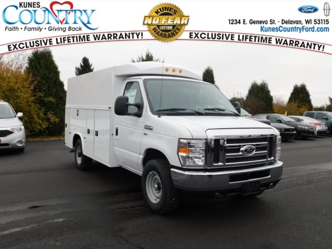 2019 Ford E-350SD Cutaway Cab/Chassis
