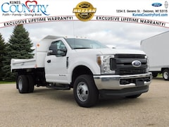 2019 Ford F-350SD XL DRW Cab/Chassis