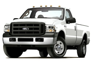 2005 Ford F-350SD XLT Truck