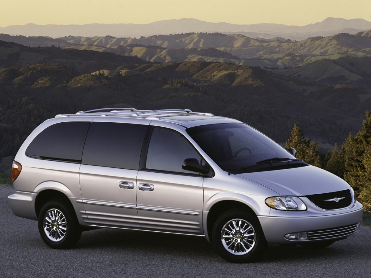 2003 Chrysler Town & Country Minivan/Van