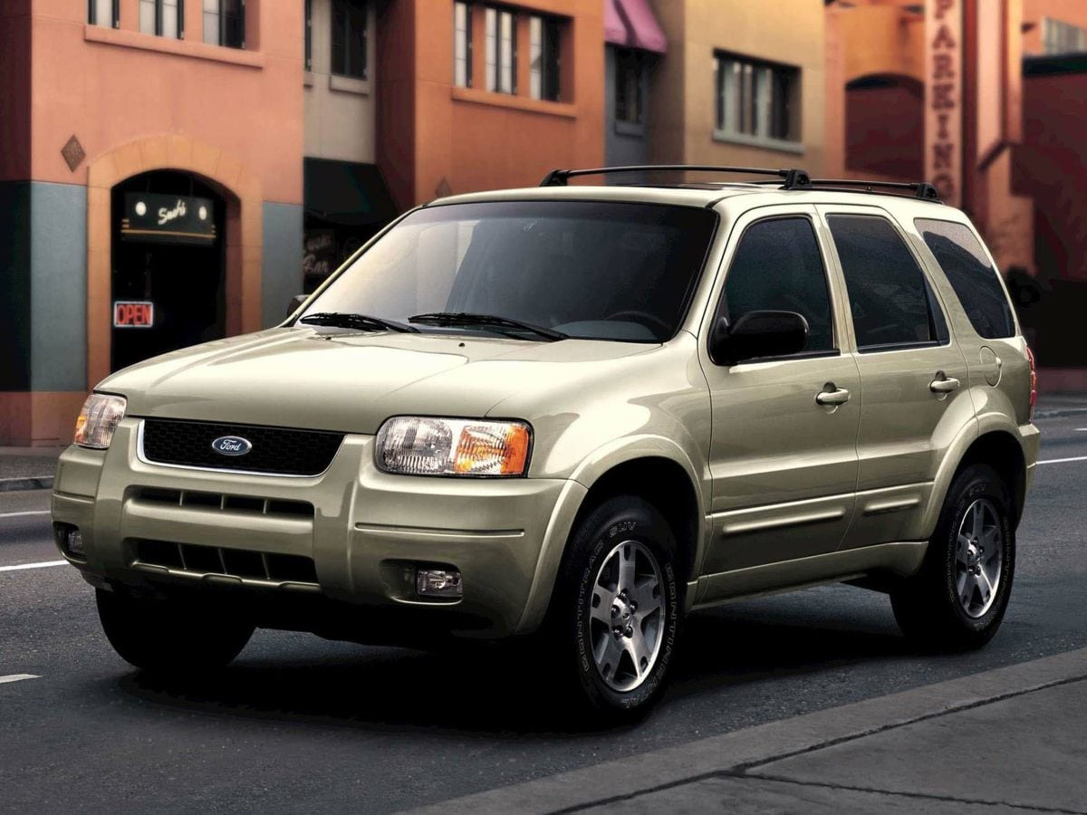 2003 Ford Escape XLS SUV